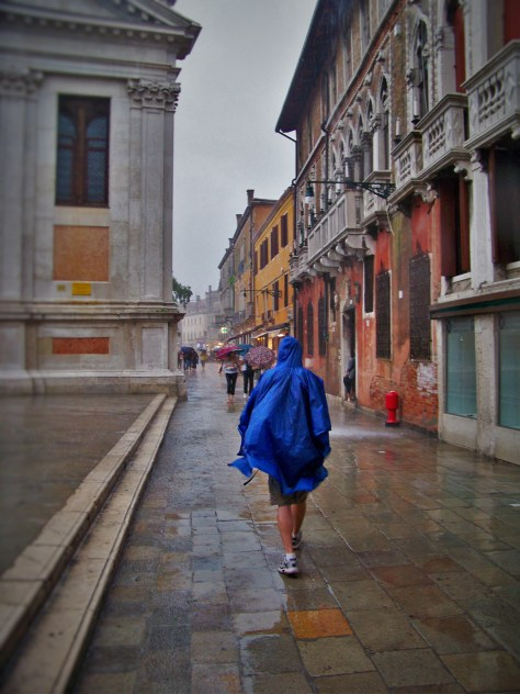 Chris Taylor Venice Rainstorm