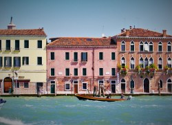 Venice Grand Canal 1