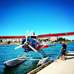 Inner Harbour Seaplane Victoria BC