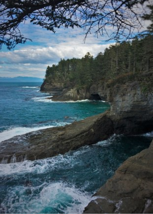 Cape Flattery to the East Sea Caves 2traveldads.com