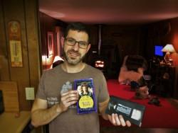Chris Taylor Hocus Pocus VHS