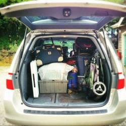 Loaded Minivan 1