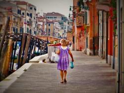 Venice Murano Woman 1