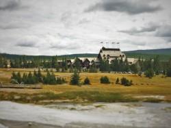 Old Faithful Inn Yellowstone 1