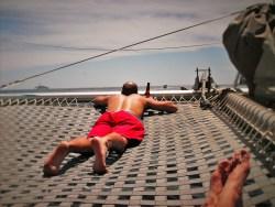 Rob Taylor Catamaran cruise Cabo