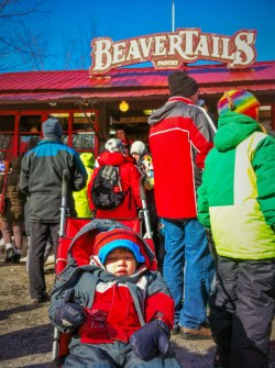 BeaverTails Winterlude Ottawa