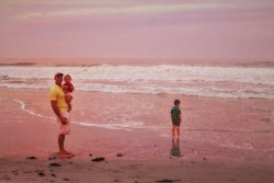 Rpb Taylor and Dudes at Jax Beach Casa Marina Sunset 1