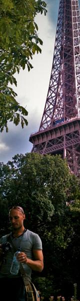 Eiffel Tower long