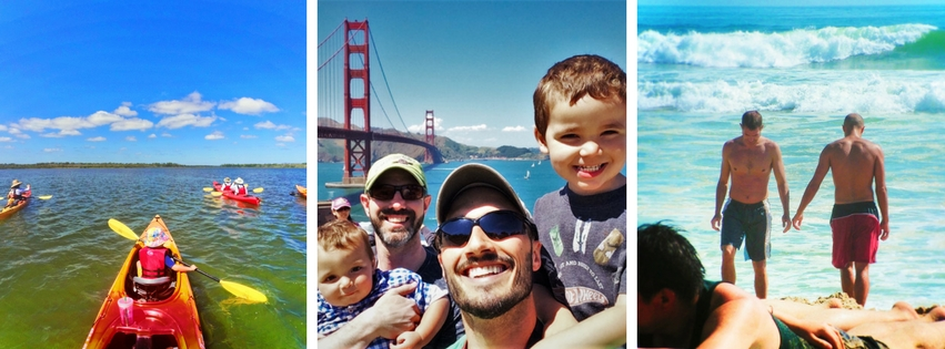 Family Travel LGBT Influencers header