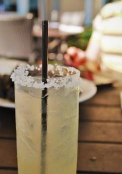 Princess Rita Beverage at Echo Restaurant King and Prince Resort St Simons GA 1