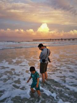 Chris Taylor and Dudes at Sunset Casa Marina Jax Beach 4