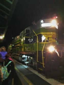Locomotive Train in Stone Mountain Park in Atlanta Georgia 3