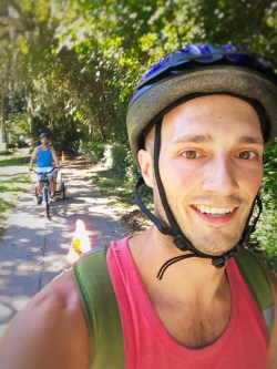 Rob Taylor Biking St Simons Island GA 1