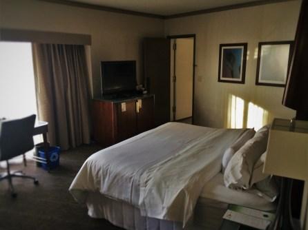 Bedroom of Luxury Suite at Westin Seattle 2