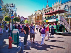 Chris Taylor and Friends in Disneyland Paris 1