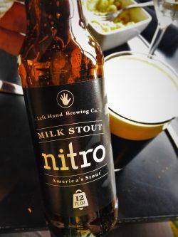 Craft Beer Bottle at Fireside Lounge at Inverness Hotel Denver Colorado 1