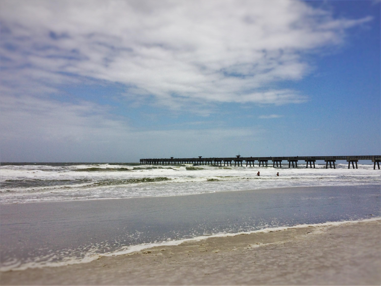 Jacksonville Beach Florida Pier 2
