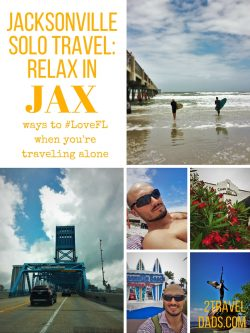 Jacksonville solo travel is actually pretty great, with ample relaxation and fun. 2traveldads.com