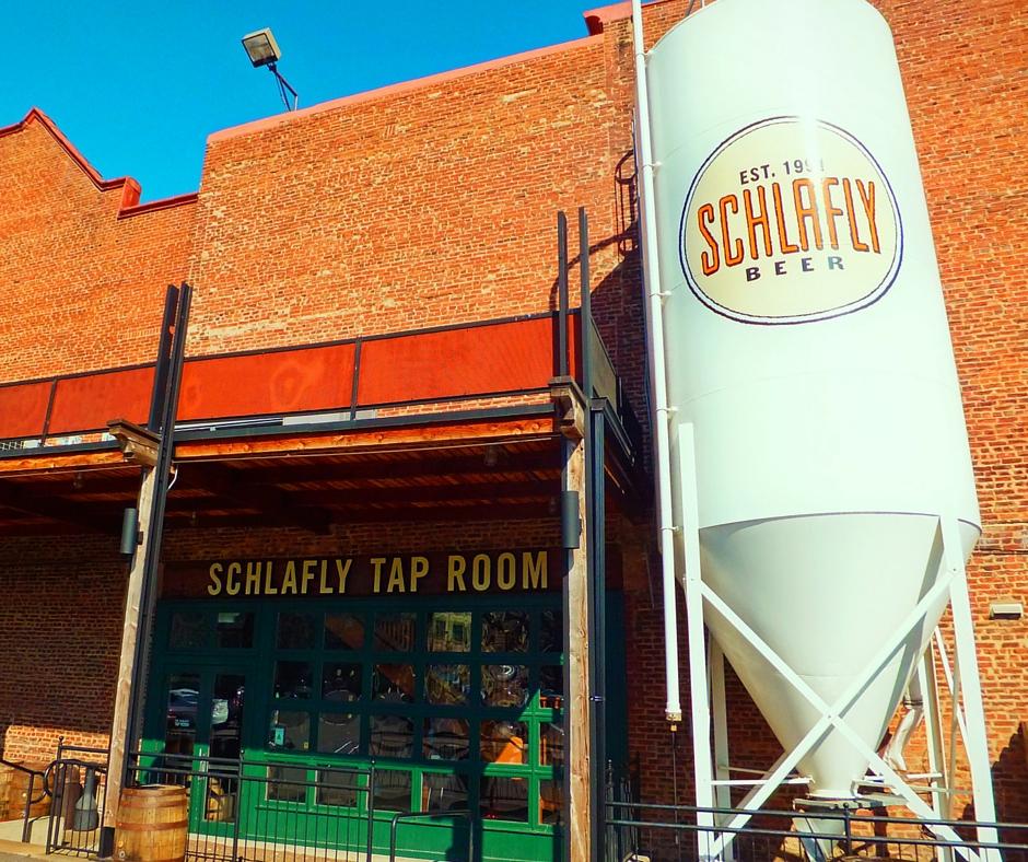 Schlafly Brewery St Louis 2traveldads.com