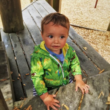 TinyMan at Beach Front Park in Crescent City 2
