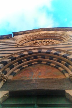 Church in Riomaggio Cinque Terre Italy 1e