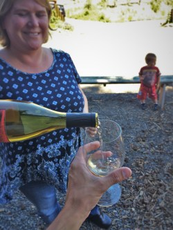 Family Friendly Wine Tasting at AniChe Cellars Underwood Columbia River Gorge 3
