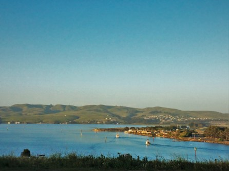 Bodega Bay at Sunset
