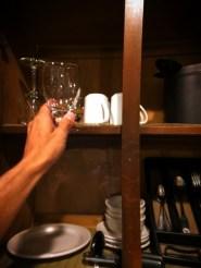 Kitchenette at Majestic Inn Anacortes 1e