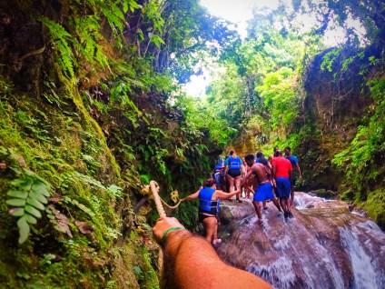 At the Blue Hole St Anns Ocho Rios Jamaica 12