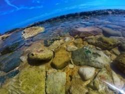 Rocks at beach in Labadee Haiti Royal Caribbean 1