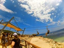 Worlds Longest Zip Line Labadee Haiti 1