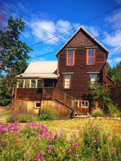 Old House in Roslyn Washington 1