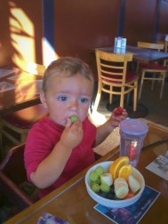 Taylor Kids breakfast at Roslyn Cafe 2