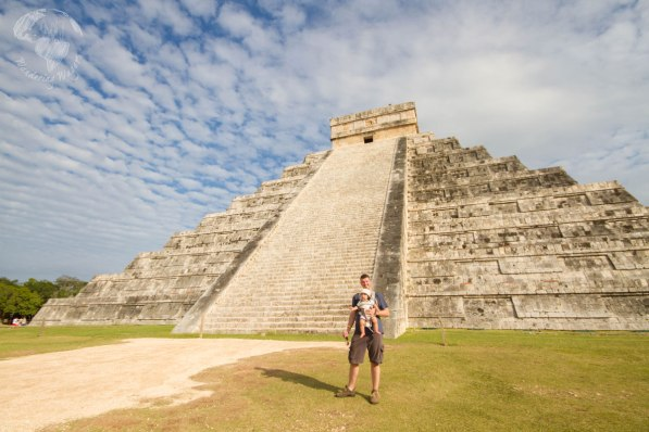 Wandering Wagars at Chichen Itza