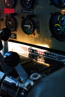 De Haviland Seaplane Controls