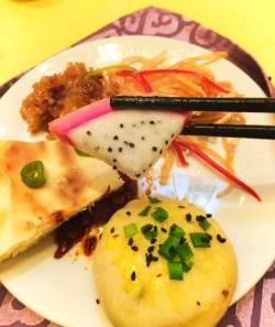 dragon-fruit-and-chop-sticks-at-huanshan-1