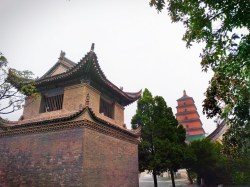 drum-tower-at-giant-wild-goose-pagoda-2