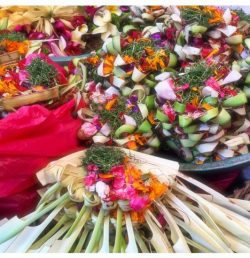 Flowers and Food in Jakarta Indonesia ADare Photography