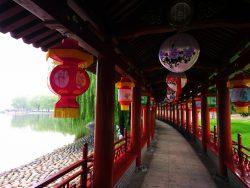 lanterns-and-reflecting-pond-at-tang-paradis-xian-imperial-garden-5
