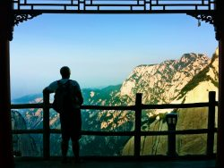 rob-taylor-hiking-at-death-plank-hike-huashan-national-park-4