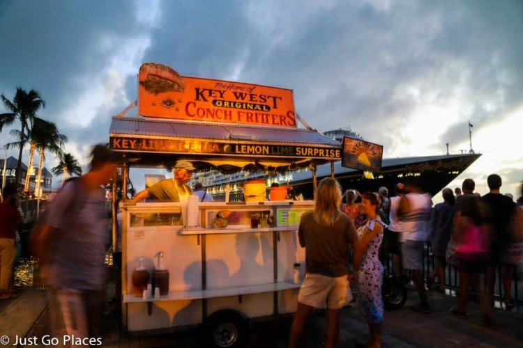 The USA holds a lot of quirky attraction for non-Americans, including drive thrus and Florida's conch fritter stands, from JustGoPlaces