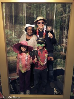Despite the political climate and rising tensions in the USA, the expat family of JustGoPlaces isn't worried about returning to the USA for family travel trips.