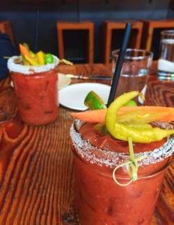 Bloody Marys at Terraplata Capitol Hill Seattle 1