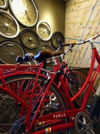 Hotel Vintage Portland bicycle rentals 1