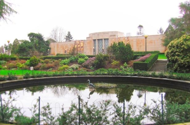 Seattle Asian Art Museum Volunteer Park 1