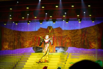Tang Dynasty Chinese Ballet Xian 2