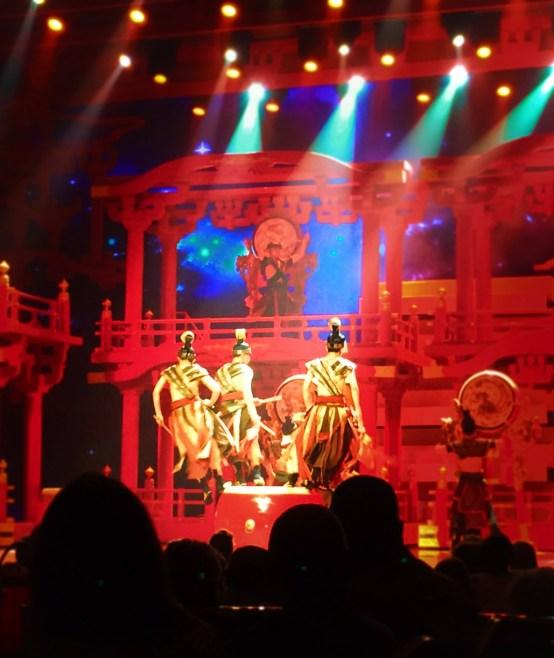 Tang Dynasty Chinese Ballet Xian 4