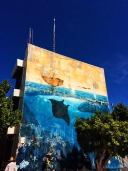 Wyland undersea mural along Malecon La Paz Baja California Sur 1