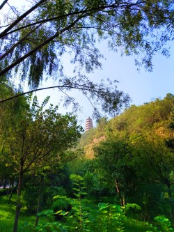 Baota Pagoda Yanan Shaanxi 4