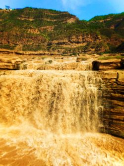 Hukou Falls National Park Shaanxi Province 1